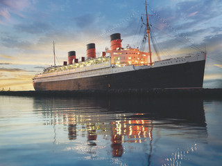 The Queen Mary is a Proud Participant of  an Upcoming Episode of ABC's Hit Romance Reality Serie