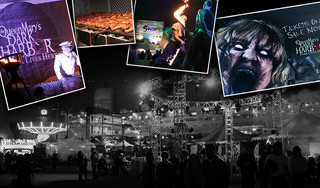 The Queen Mary's Dark Harbor RATED as California Focus #1 Favorite Attraction