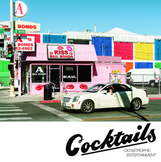 San Francisco Indie/Power Pop Band COCKTAILS Releasing New Album 'Catastrophic Entertainment&#39