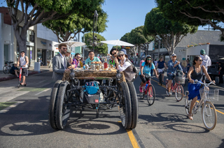 Santa Monica's 4th Annual COAST Open Streets Event -Sunday, September 15, 10am – 4pm