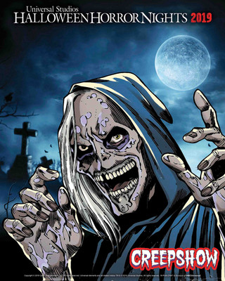 """Creepshow"" Comes to Life at ""Halloween Horror Nights"" Only at Universal Studios Hollywood"