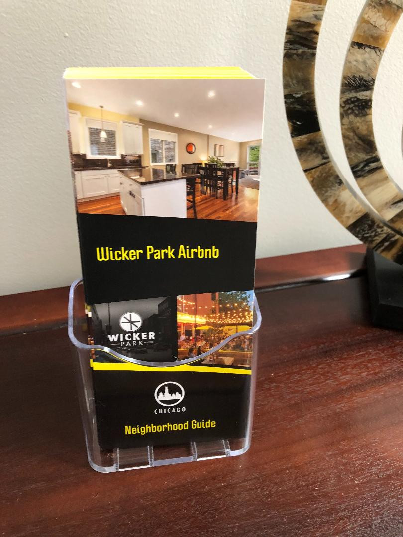 Airbnb neighborhood walking guide