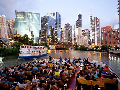 Architectural River Cruise Voucher
