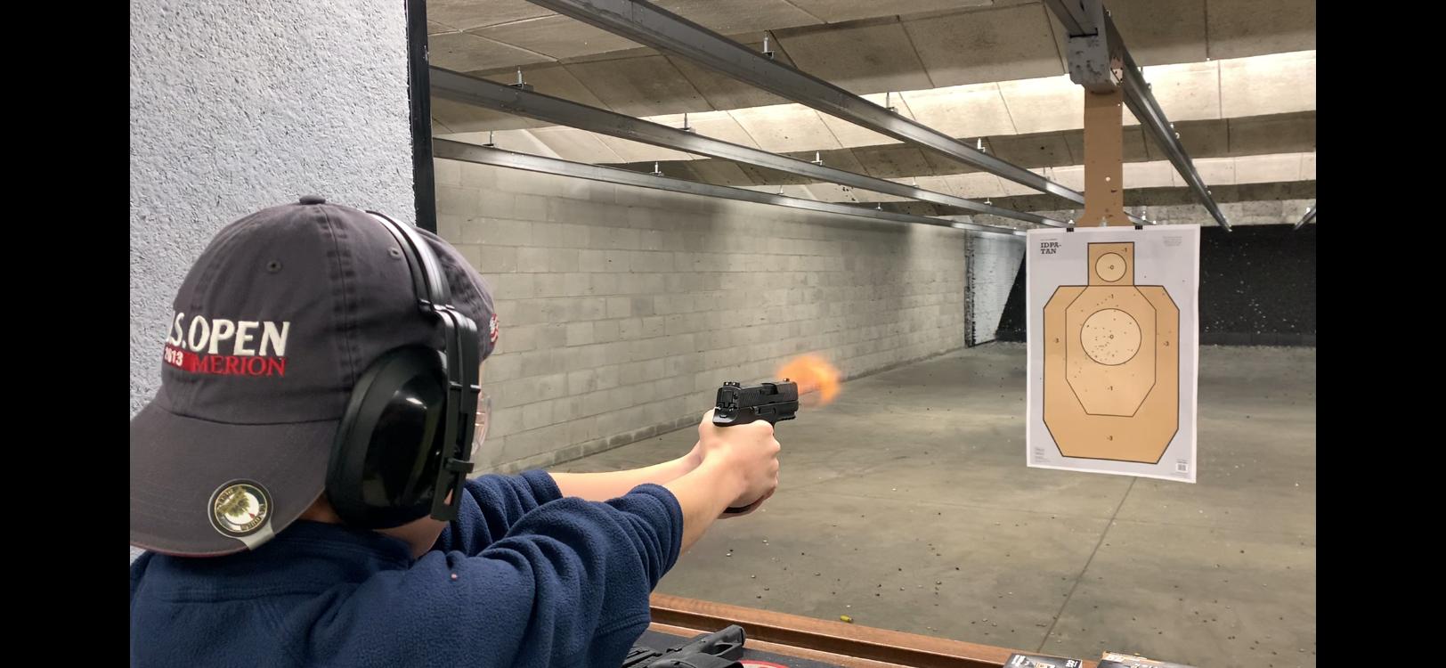Pistol League