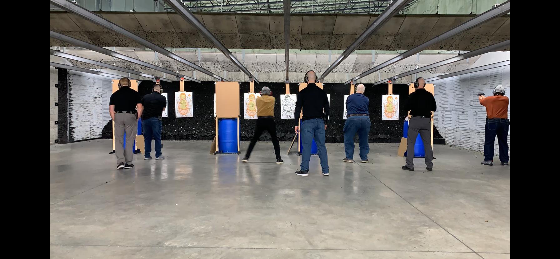 Advanced Handgun II