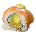asperge sake roll