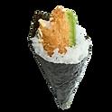 tempura temaki