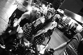 Book a fleet of pedicabs for your Bachelorette Party