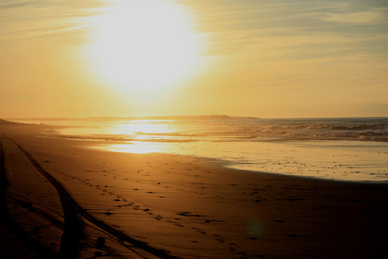 Amazing beaches and sunsets