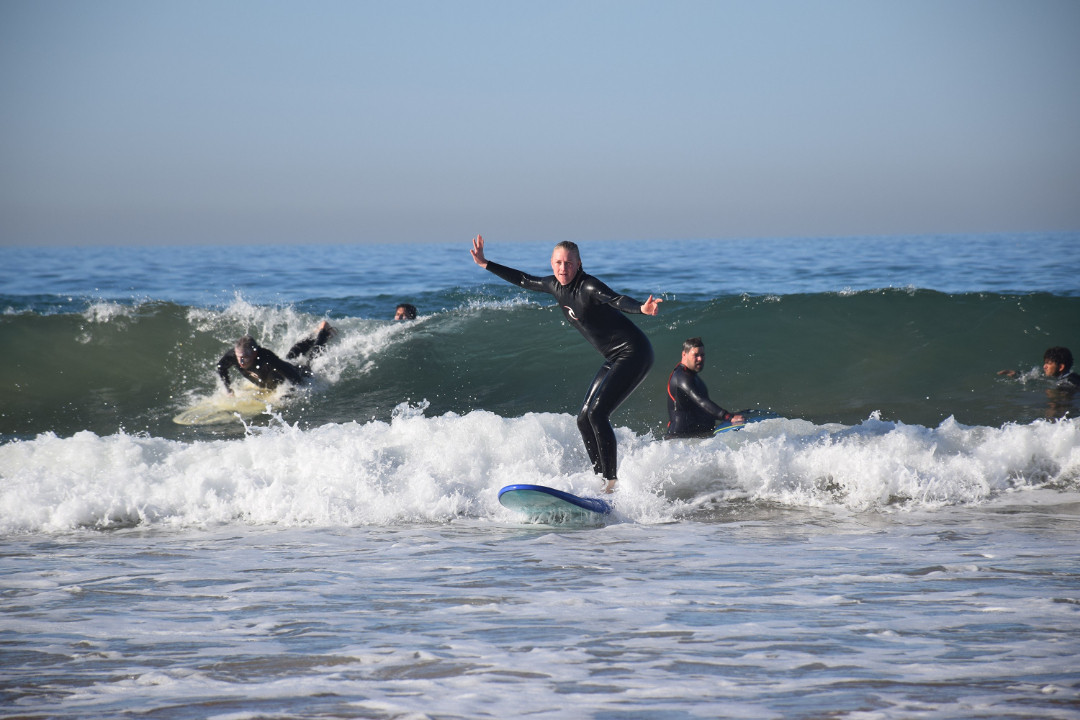 Learn to surf in a week with our surf coaching pack