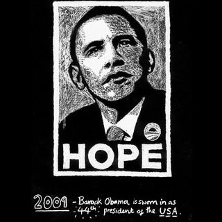 Barack Obama - Hope