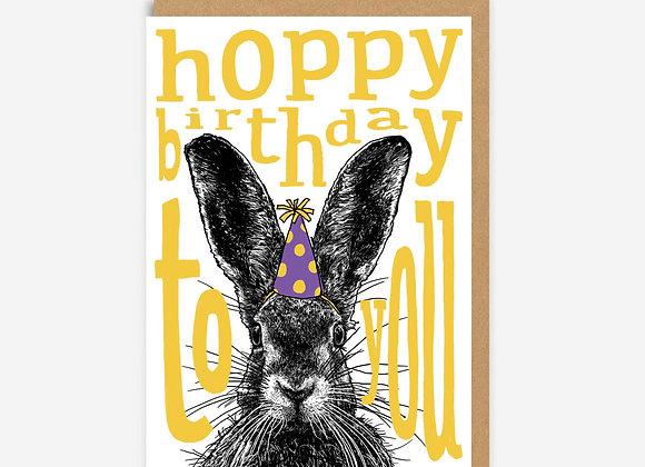 Hobby Birthday Card