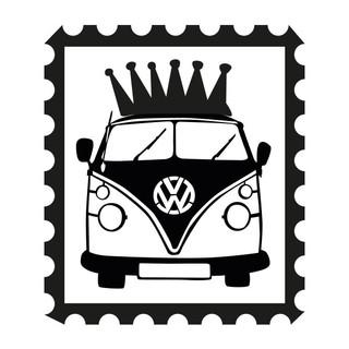 Camper Stamp