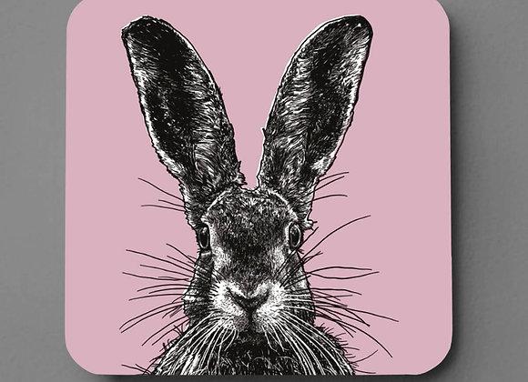 Hare Coaster - Single