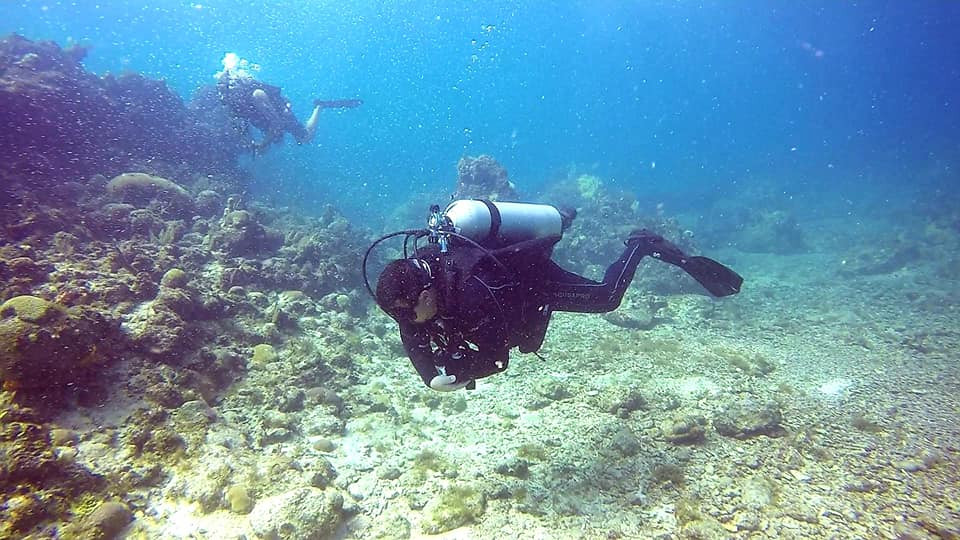 Scuba Diving St. Thomas