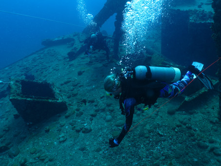 FIVE STAR Scuba Diving in St. Thomas