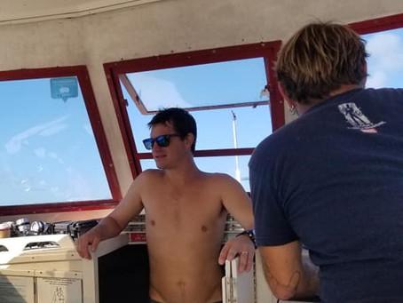 Fun Scuba-diving Experience!