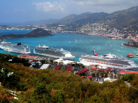 2 dives, St. Thomas visit off cruise ship