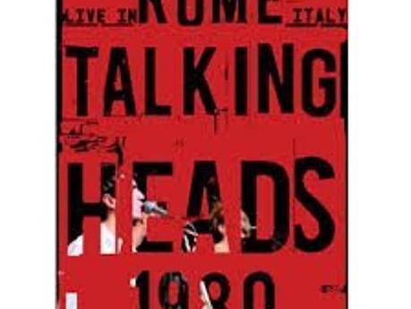 Talking Heads in Rome