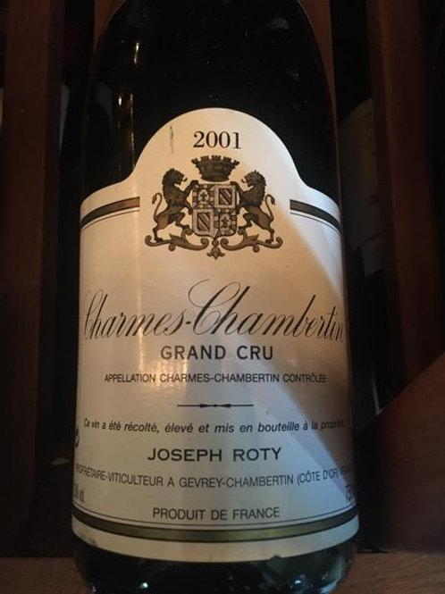 Domaine Joseph Roty Charmes-Chambertin Grand Cru 2001