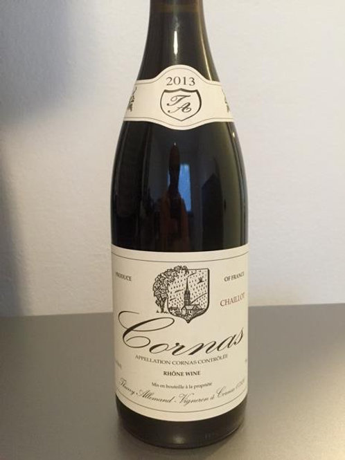 Domaine Thierry Allemand Cornas Chaillot 2013