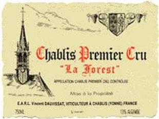Domaine Dauvissat Chablis 1er Cru La Forest 1999