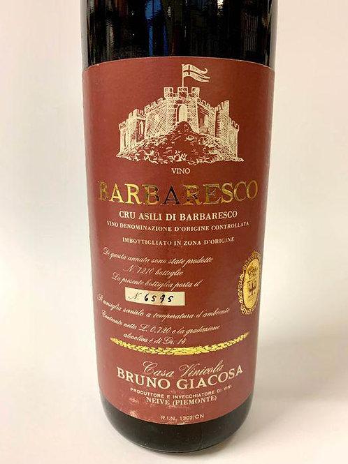 Bruno Giacosa Barbaresco 1967 Barbaresco