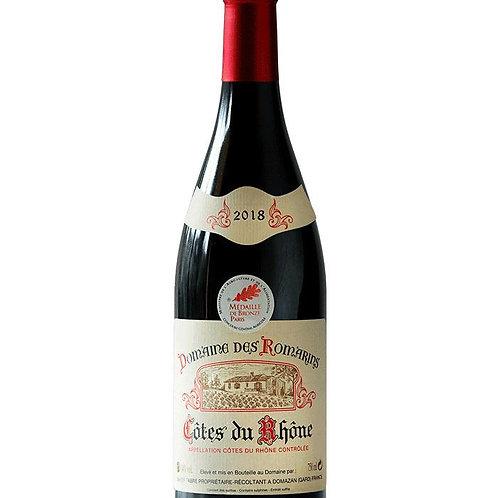 Côtes du Rhône, « Cuvée Tradition », Rouge, 2019