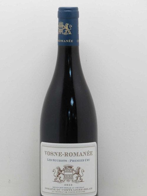 Domaine du Comte Liger-Belair La Romanée Grand Cru 2012