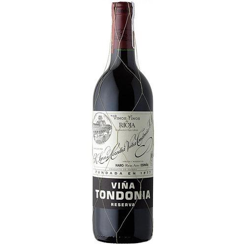 Lopez de Heredia Rioja Vina Tondonia Reserva 2006 Rioja