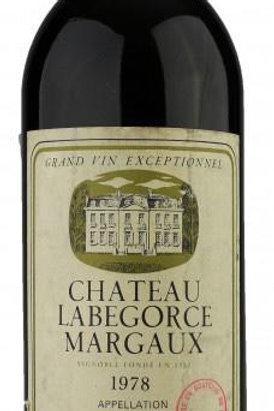 Château Labégorce Zédé 1978