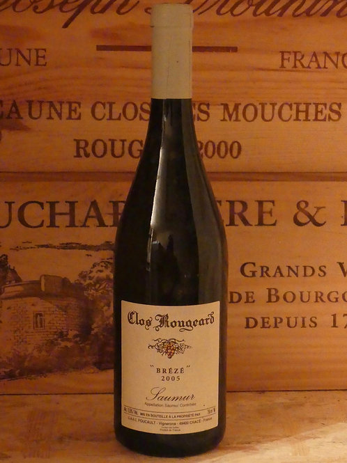 Clos Rougeard Saumur Blanc Brezé 2005 Blanc