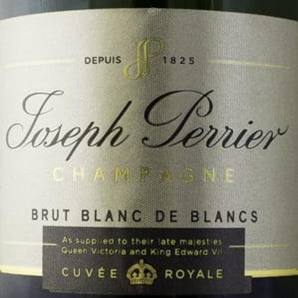 Champagne Joseph Perrier Esprit de Victoria Extra-Brut Blanc de Blancs  2007
