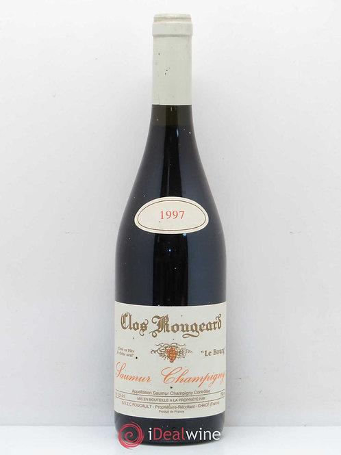 Clos Rougeard Saumur Champigny Le Bourg 1997 Rouge