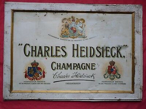 Champagne Charles Heidsieck Blanc de Blanc 1964
