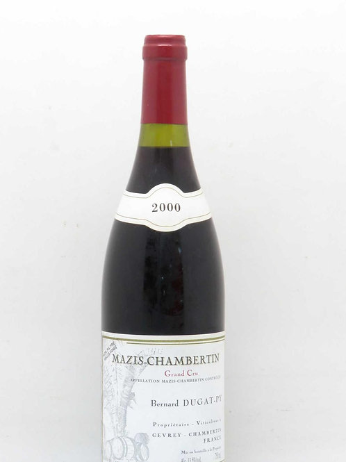 Domaine Bernard Dugat-Py Mazis-Chambertin Grand Cru Vieilles Vignes 2000
