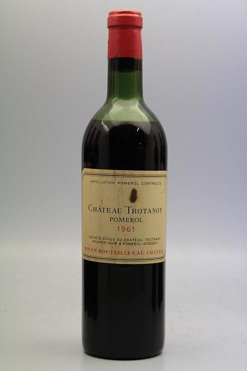 Château Trotanoy 1961 Pomerol