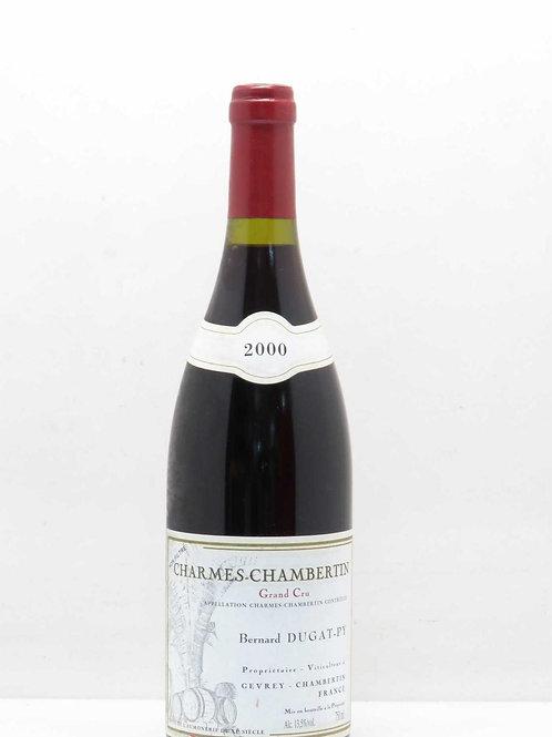 Domaine Bernard Dugat-Py Chambertin Grand Cru 2000