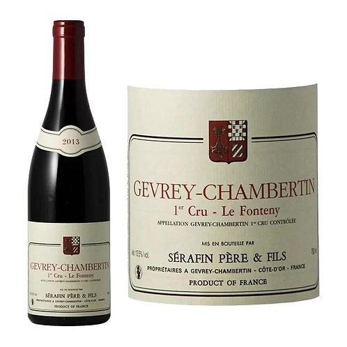 Domaine Bernard Dugat-Py Gevrey-Chambertin 1er Cru Fonteny 2013