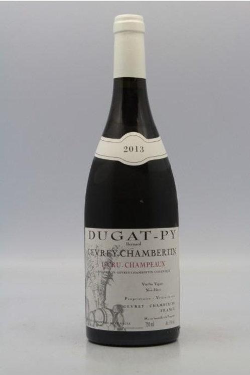 Domaine Bernard Dugat-Py Gevrey-Chambertin 1er Cru Champeaux VV 2013