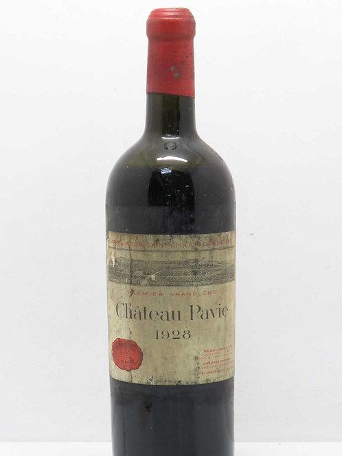 Château Pavie 1928 Saint-Emilion Grand Cru