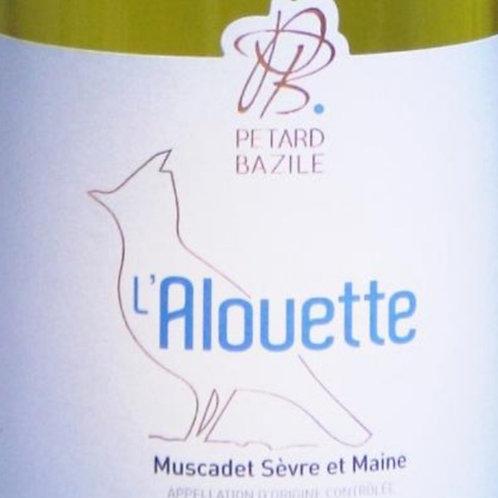 Muscadet Sèvre et Maine sur lie « Alouette » 2019