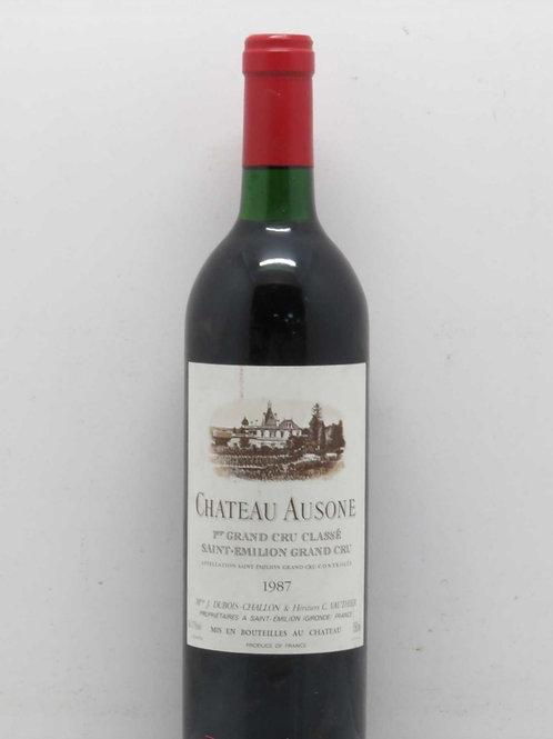Château Ausone 1987 Saint-Emilion Grand Cru
