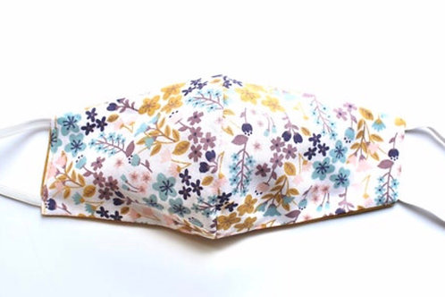 Children's Face Covering in Edith Floral