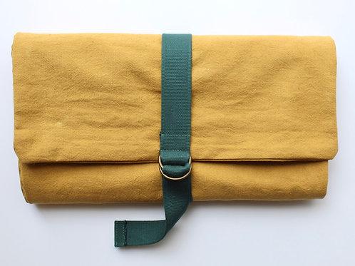 Mustard Changing Bag