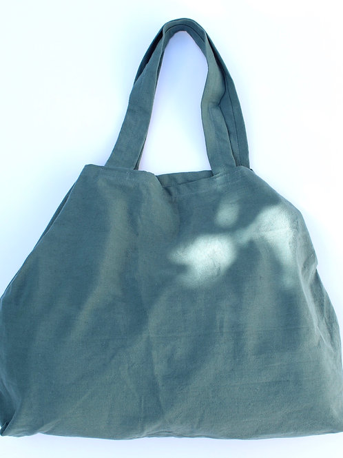 Dusky Teal Everyday Bag