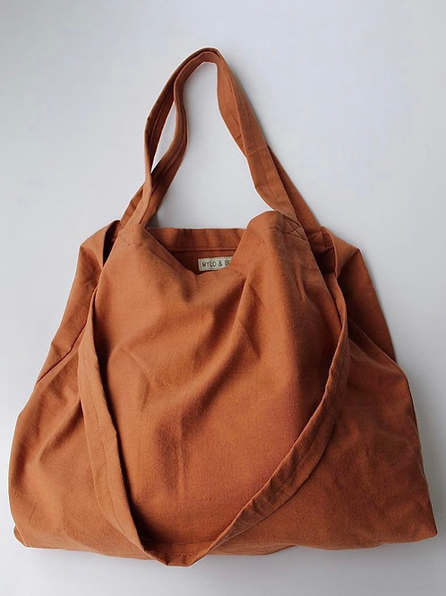 Rust Everyday Bag