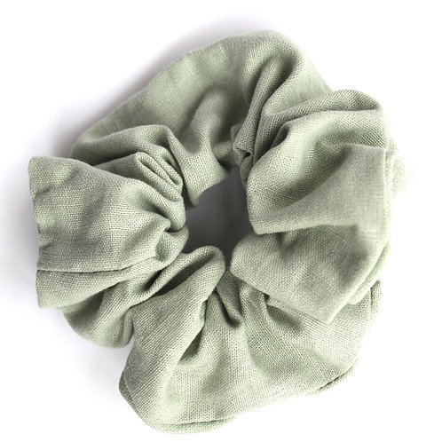 Mint Scrunchie