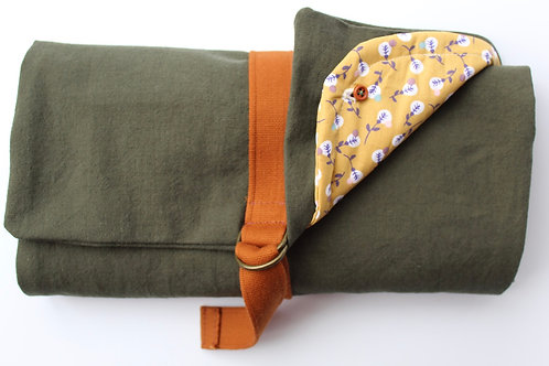 Moss Baby Changing Bag