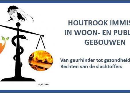 Houtrook immissie